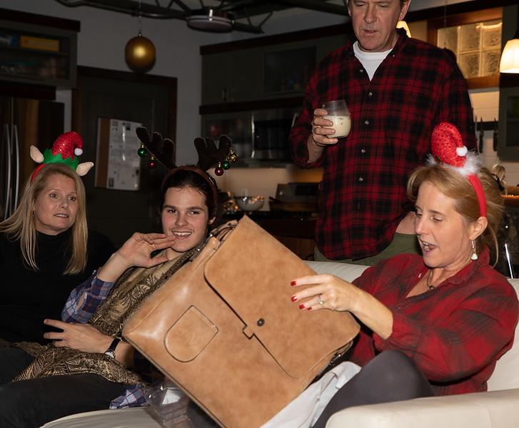 Debbie: an unusual gift