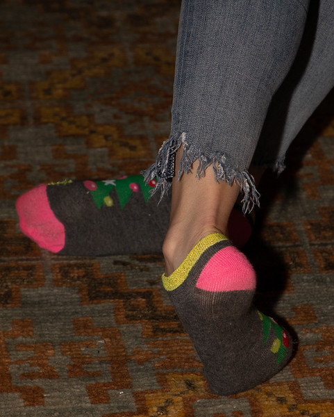 Syd's Feet