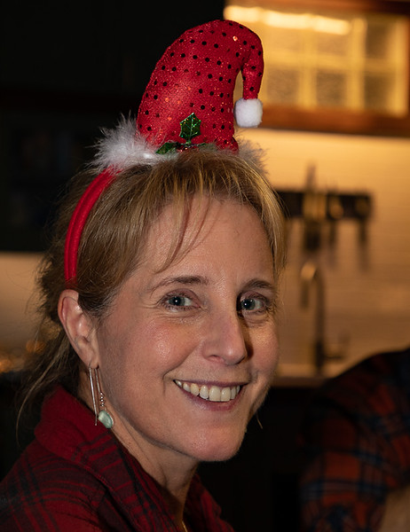 Debbie cum hat