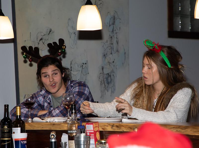 Nico & Sam - funny faces