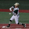 Lynn, Ma. 5-10-17.Lynn Classical High's Tyler Way at bat against Danvers at Fraser Field.