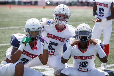 Saturday during the Governors Cup at Veterans Memorial Stadium in New Britain  June 30, 2018 | Justin Weekes / Special to the Record-Journal
