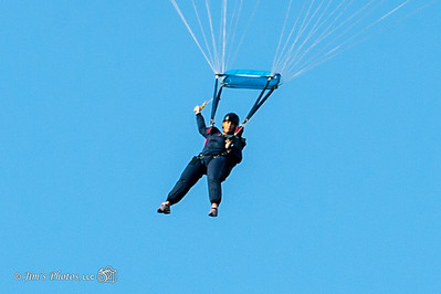Skydiving - Lauren Savidusky [d] July 11, 2013