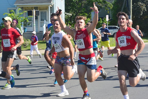 2017 BHS Pittsfield Independence Day 5K Road Race - 070417