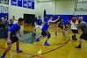 Drury High School boys do a drill during basketball practice on Thursday, Dec. 5, 2013. (Gillian Jones/North Adams Transcript)