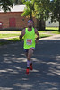 Eric Haywood, from Lee, takes a second place in the fourth annual Dash for Dana road race in Adams on Sunday, Aug. 11, 2013. Haywood finished the 5K race in 17.53. <br /> (Jack Guerino/ North Adams Transcript)