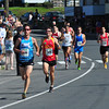 Runners make their way through the first mile of the Indepndence Day 5k road race this Thursday July 4, 2013 on Wahconah Street in Pittsfield. Photos by Sarah Howard / Special to The Eagle