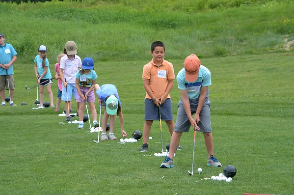 Golf Clinic with Peter French - 072317