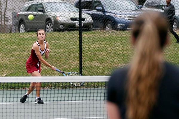 Lee and Lenox Play in Tennis-050115
