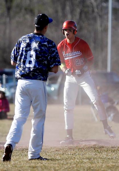 Wahconah Plays Hoosac Valley in Baseball-041515