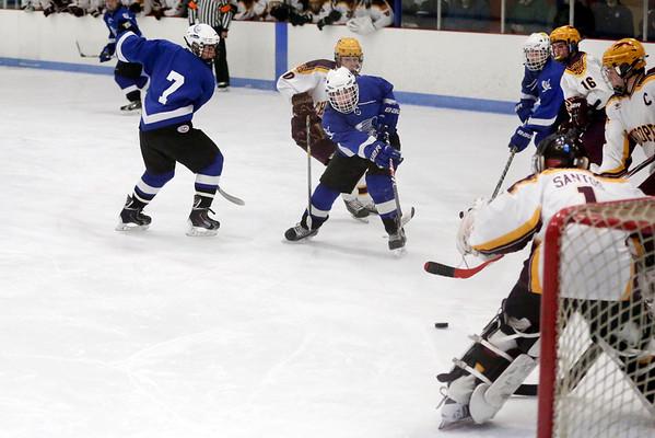 Wahconah wins Western Mass. Hockey Semifinal