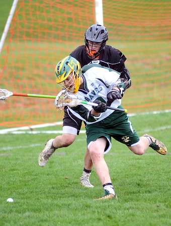 Lee boys lacrosse beats Taconic at Berkshire Community College-042517