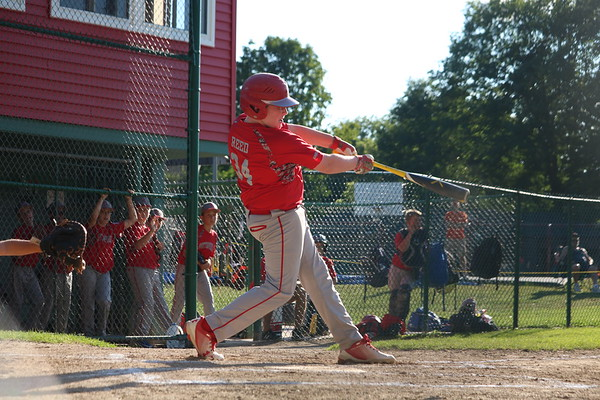 Little League 11s Sectional: Pittsfield American vs. Agawam - 071818