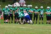Eathan Heller tackles Mohawk offense.