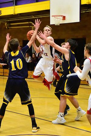 Mount Greylock vs Mt. Everett boys basketball - 011818