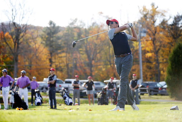 Mt. Greylock and PHS golf match at Country Club of Pittsfield-101816