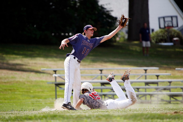 Pittsfield defeated 13-1 by Tri-Valley in Babe Ruth World Series-081316