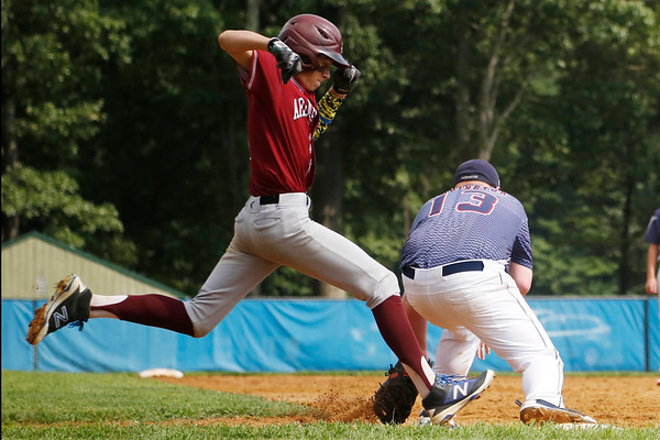 Pittsfield defeated by Arlington in Babe Ruth World Series-081116
