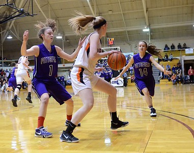 Pittsfield girls vs. Belchertown in Western Mass. Division II championship-031117