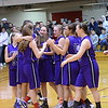 GEOFF SMITH - THE BERKSHIRE EAGLE<br /> The Pittsfield girls basketball team celebrates winning the Western Mass. Division II championship over Belchertown. March 11, 2017.