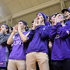GEOFF SMITH - THE BERKSHIRE EAGLE<br /> Pittsfield fans cheer on the Lady Generals. March 11, 2017.