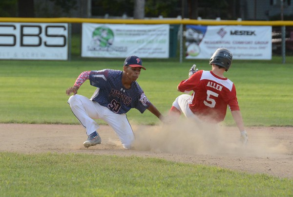 Pittsfield plays Tri-County, Maine in 14 year-old Babe Ruth World Series-081516