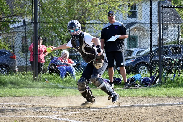 Pittsfield softball vs. Hoosac Valley - 051418