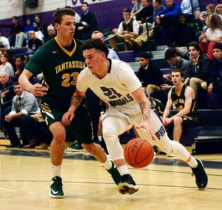 Tantasqua at Pittsfield boys basketball-011217