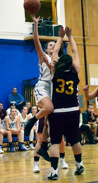 Wahconah girls basketball tops Lenox