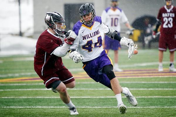 Williams College vs. Bates College Lacrosse-032517