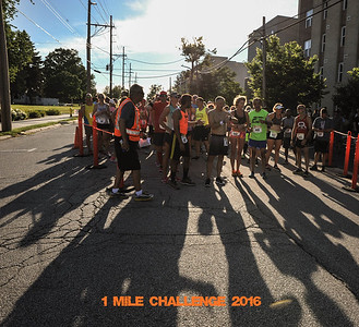 1 Mile Challenge 2016