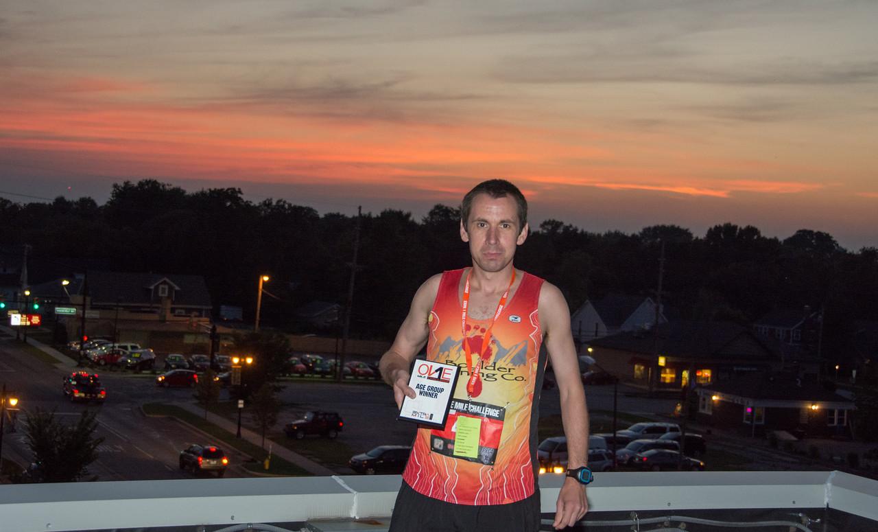 1 Mile Challenge 2015