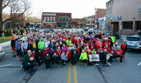 Chesterton Jingle Bell Run