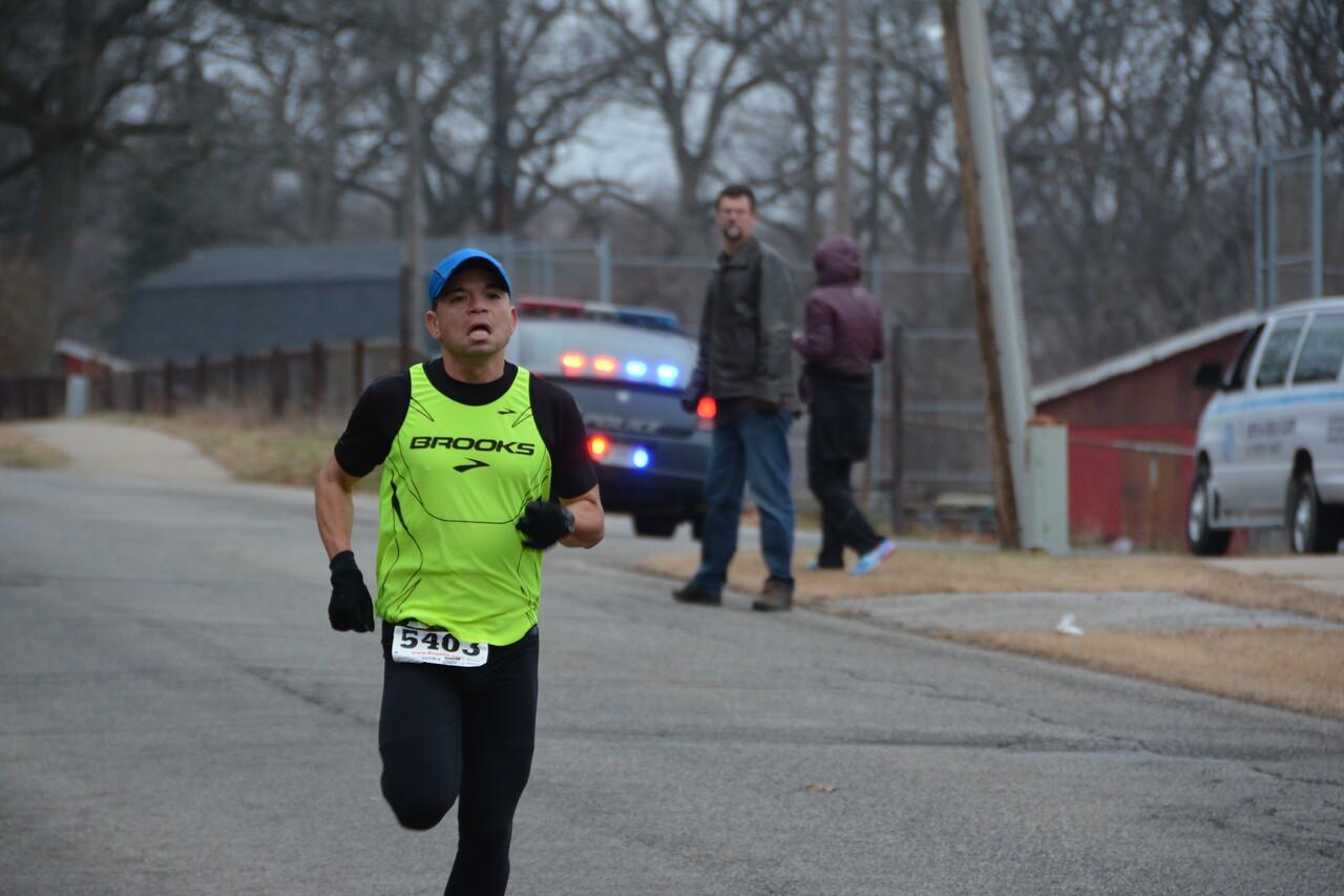 Extra Mile Championship 2014