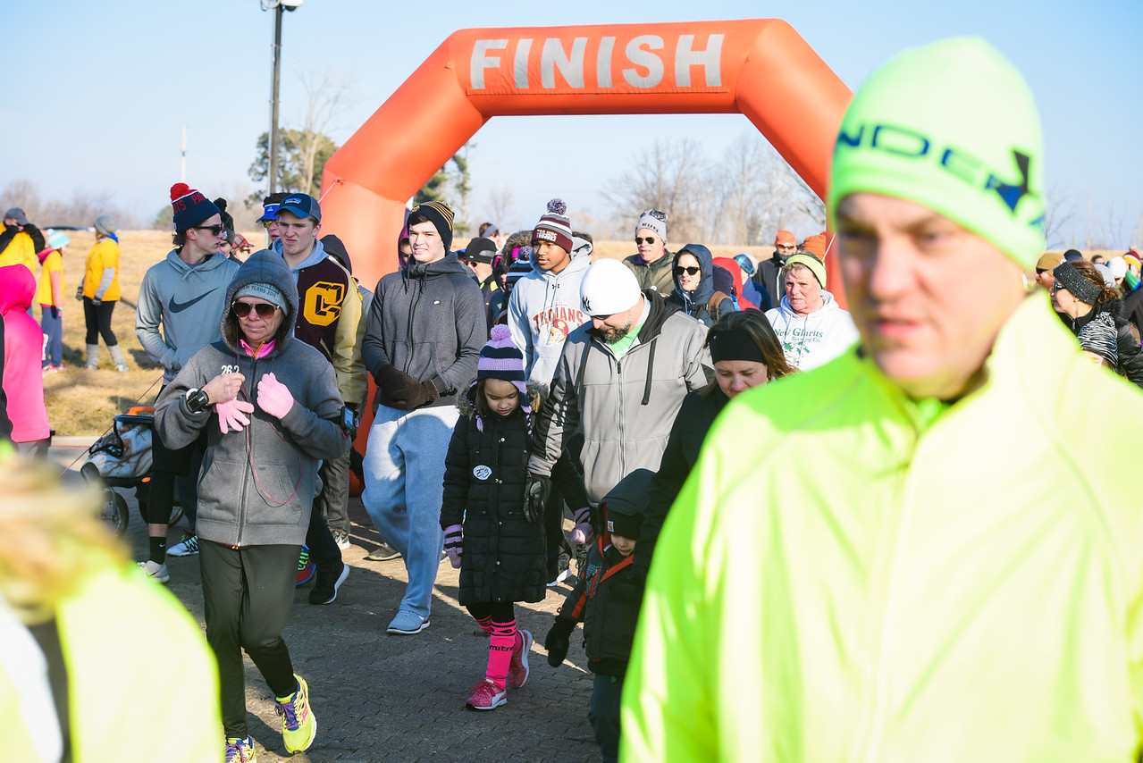 Liz Scott Memorial Run