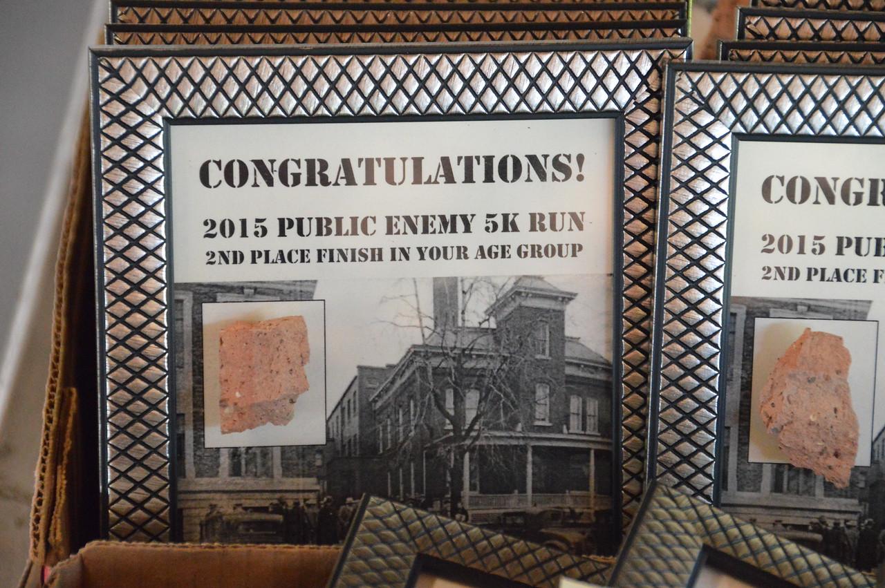 Public Enemy 5k 2015