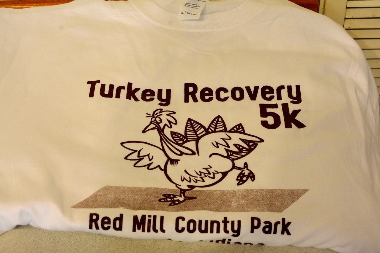 Turkey Recovery 5k