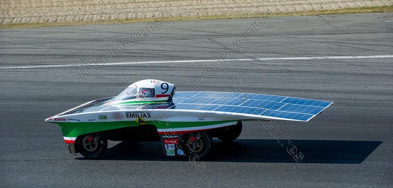 24 hours Ilumen European Solar Challenge