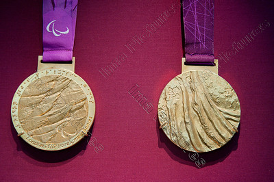 Olympic medals,2012,London,Londen,Londres,Great Britain,Groot-Brittannië,Grande Bretagne Olympic Games 2012 London