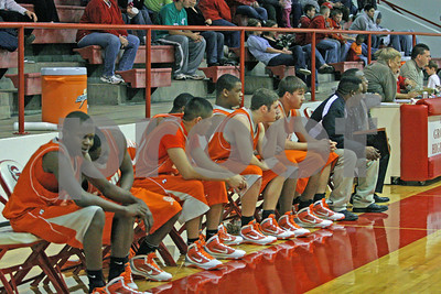01-05-10 Basketball-Groesbeck HS vs. Teague HS