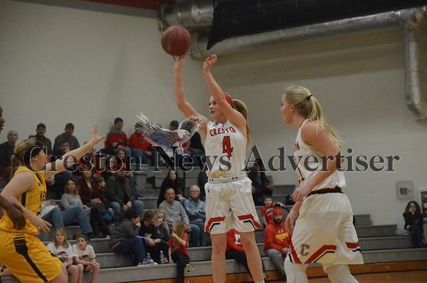 01-11 Creston-Knoxville girls basketball