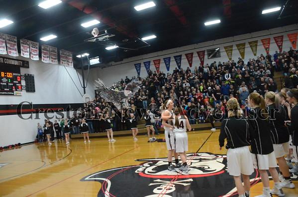 01-13 Mount Ayr vs Central Decatur girls basketball