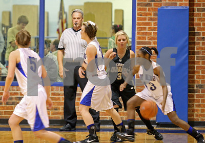 01-15-10 Basketball-Hubbard HS vs. Wortham HS