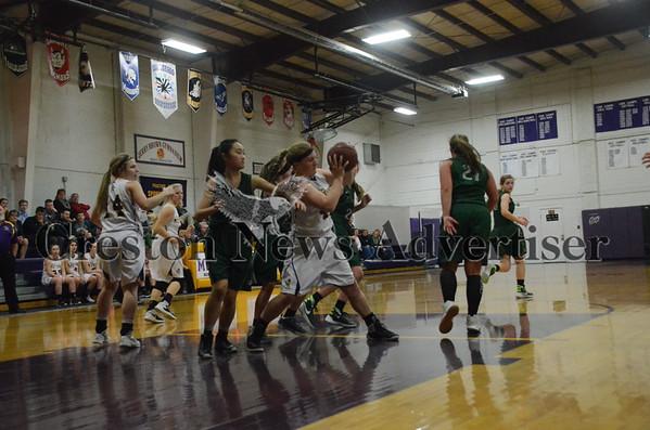 01-16 Murray vs Iowa Christian girls basketball
