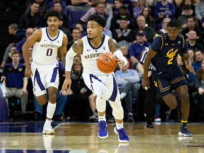 COLLEGE BASKETBALL: JAN 19 Cal at Washington