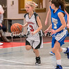 Basketball Girls 5-6 Montmorency vs Dixon Catholic - Tuesday, Jan. 27, 2015 - Frame: 3296