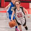Basketball Girls 5-6 Montmorency vs Dixon Catholic - Tuesday, Jan. 27, 2015 - Frame: 3395