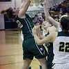 Westlake's Gina Adams shoots and scores against Amherst during the third quarter. Randy Meyers -- The Morning Journal