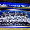 Mark Podolsi - The News-Herald<br /> The John Carroll football team was named College Athlete of the Year at the Cleveland Sports Awards at the Renaissance Hotel on Jan. 26