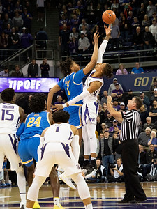 COLLEGE BASKETBALL: FEB 02 UCLA at Washington